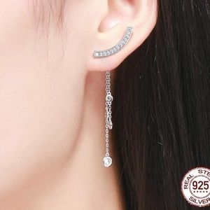 Jewelry - New - Lourdes Long Tassel Earring Jackets
